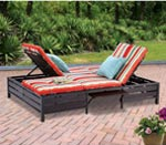 Replacement Cushions Only $175-199 | Orbit Lounger