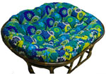 Oversize Papasan Chair Cushion